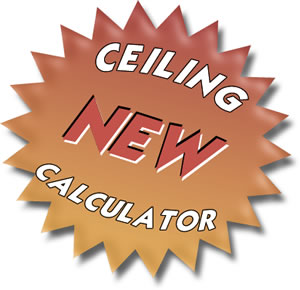 New ceiling Calculator
