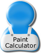 Wallpaper ceiling lining paper paint and tile calculators - Paint coverage calculator exterior plan ...