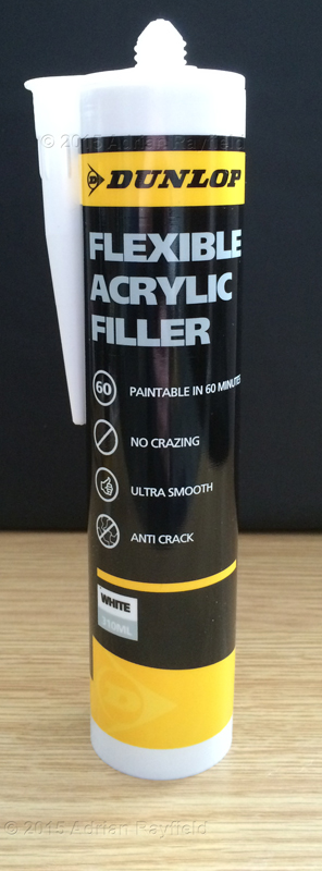 Dunlop Flexible Acrylic Filler