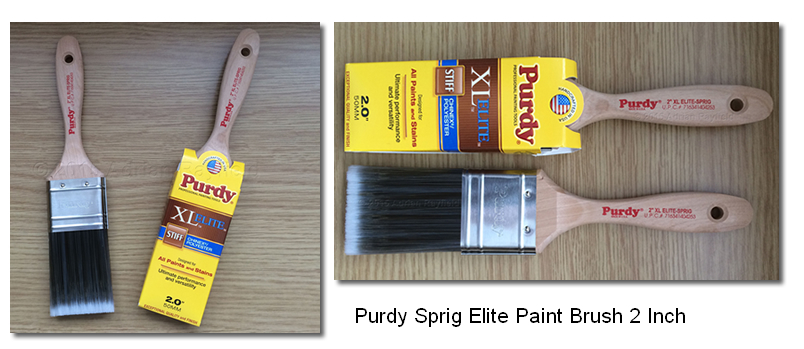 Purdy Sprig 2 inch brush