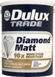 Image of Dulux Diamond Matt