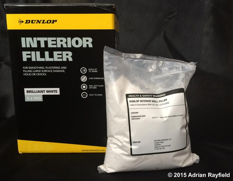 Dunlop Interior Filler